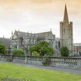 Dublino, Irlanda Fotografie Stock Libere da Diritti