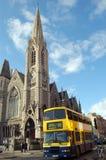 Dublino pieno di sole. L'Irlanda Fotografia Stock