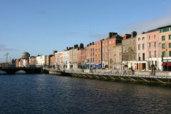 Dublín Fotografía de archivo libre de regalías