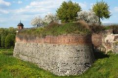 Dubno Castle Royalty Free Stock Photo