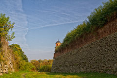 Dubno Castle Royalty Free Stock Photography