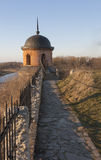 Dubno Castle tower, Ukraine Royalty Free Stock Photos