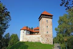 Dubovac Castle, Croatia Stock Image