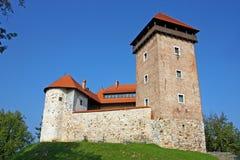 Dubovac Castle, Croatia Royalty Free Stock Image