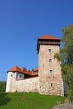 Dubovac Castle, Croatia Stock Images