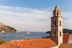 Dubrovini Kroatien Royaltyfria Bilder