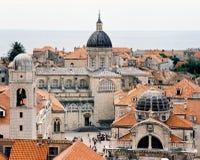 Dubrovnic Croatie Image stock