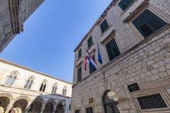 Dubrovnik łuki zdjęcia royalty free
