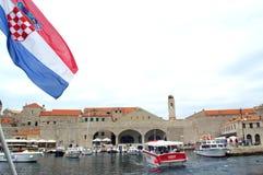 Dubrovnik, ΚΡΟΑΤΙΑ Στοκ Εικόνες