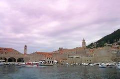 Dubrovnik, ΚΡΟΑΤΙΑ Στοκ Εικόνα