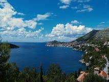 Dubrovnik 01 - La Croatie Photos libres de droits