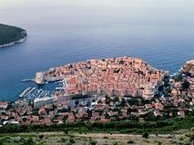 Dubrovnik 03 - La Croatie images libres de droits