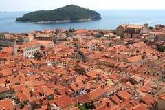 Dubrovnik Fotografía de archivo libre de regalías