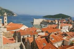 Dubrovnik lizenzfreies stockbild