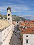 Dubrovnik Royalty Free Stock Image
