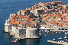 Dubrovnik Stockbilder