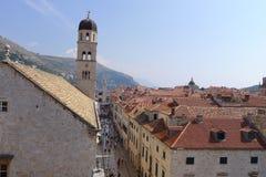 Dubrovnik Στοκ φωτογραφία με δικαίωμα ελεύθερης χρήσης
