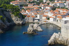 Dubrovnik. Old town of Dubrovnik, Croatia, Europe Royalty Free Stock Photography