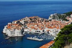Dubrovnik Fotografie Stock