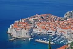 Dubrovnik Arkivfoto