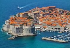 Dubrovnik, Κροατία Στοκ Φωτογραφία