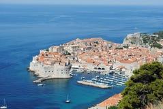 Dubrovnik Royaltyfria Foton