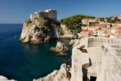 Dubrovnik obrazy royalty free
