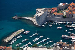 Dubrovnik lizenzfreie stockfotos