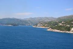 Dubrovnik images libres de droits
