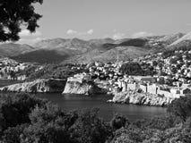 Dubrovnik Royalty-vrije Stock Afbeeldingen