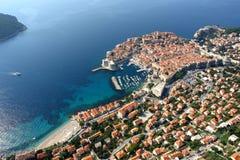 Dubrovnik fotografia de stock