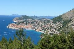 Dubrovnik Stockfotos