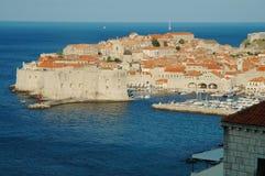 Dubrovnik, adriatische Küste, Kroatien Lizenzfreies Stockfoto