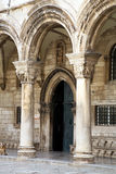 Dubrovnik - alte Stadt Stockfoto