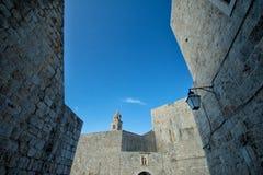 Dubrovnik-alte Stadt Lizenzfreies Stockfoto