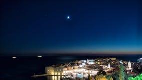 Dubrovnik-alte Stadt Lizenzfreie Stockfotografie