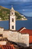 Dubrovnik Architecture Royalty Free Stock Images