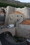 Dubrovnik  architecture Royalty Free Stock Photo