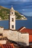 Dubrovnik-Architektur Lizenzfreie Stockbilder