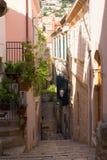 Dubrovnik arkitektur Arkivfoto