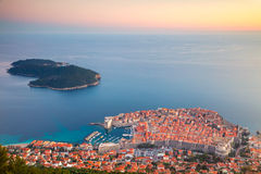 Dubrovnik. Royalty Free Stock Images