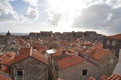 Dubrovnik bonito fotografia de stock