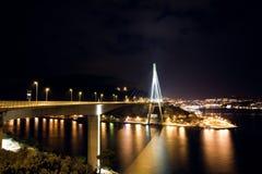 Dubrovnik bridge Royalty Free Stock Images