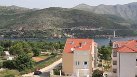 Dubrovnik bro stock video
