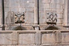 Dubrovnik-Brunnen Stockbilder
