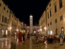 Free Dubrovnik By Night (Stradun) 1 Stock Photos - 29064653