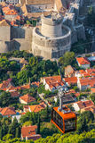 Dubrovnik cable car Stock Image