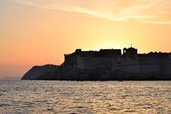 Dubrovnik Chorwacja zdjęcie stock