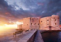 dubrovnik Chorwacja Zdjęcie Royalty Free
