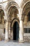 Dubrovnik - cidade velha Foto de Stock